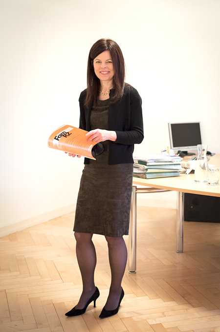 Lawyer Dr. Annegret Wiese, Munich, specialist in family law, Mediator, Psychologist